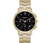 Willoughby Chronograph gold