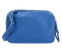 Vintage Maike7 Schultertasche blau