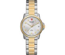 Swiss Soldier Lady Prime Schweizer Uhr mehrfarbig