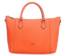 Grainy Thoosa Handtasche orange