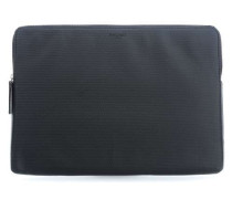 Embossed Sleeves Mbp 15'' / Ultrabook 14'' Sleeve Laptophülle schwarz