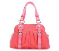 Nylon mini Bella Cinderella Handtasche pink