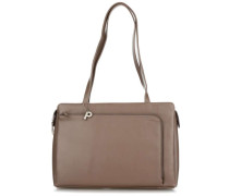 Full Shopper 13″ taupe