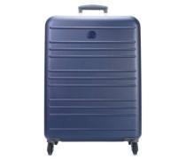 Carlit L Spinner-Trolley blau