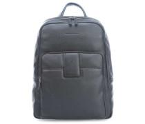 Ili 14'' Laptop-Rucksack schwarz