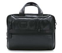 Alpha Business Leather 15'' Aktentasche mit Laptopfach