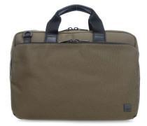 Brompton Maxwell 15'' Aktentasche mit Laptopfach khaki