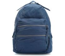 Vintage Saku7B 9'' Rucksack blau