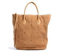 Diana Goodie Suede Handtasche