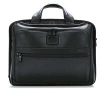 Alpha Business Leather 13'' Aktentasche mit Laptopfach