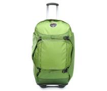 Sojourn 80 Rucksack-Trolley grün