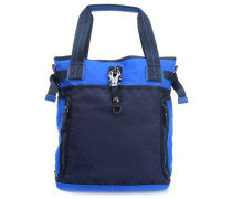 Qukoo Nylon Fire Frei Shopper blau