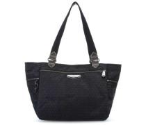 City Boudicca Handtasche schwarz