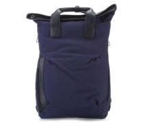 Carry 14'' Laptop-Rucksack dunkelblau