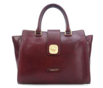 Belleville Handtasche bordeaux
