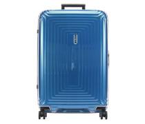 Neopulse 4-Rollen Trolley blau metallic 81