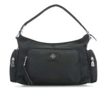 Elba Aziza Handtasche schwarz