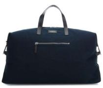 Leather Classics Damien Weekender dunkelblau
