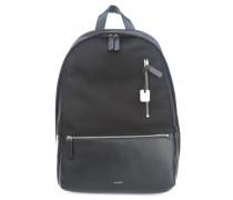 Kroyer 14'' Laptop-Rucksack schwarz