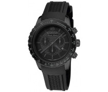 Roadster Black Night Chrono Full Black Chronograph schwarz
