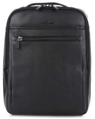 Nappa X RFID Laptop-Rucksack 15″ schwarz