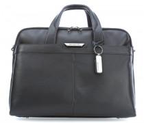 Sygnum 15'' Aktentasche mit Laptopfach schwarz
