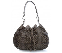 Funky Beuteltasche taupe