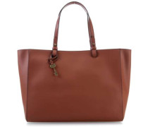 Rachel 15'' Shopper braun