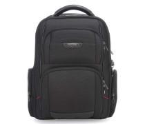Pro-DLX 4 15'' Laptop-Rucksack schwarz