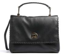 Liya Infilatura Handtasche schwarz
