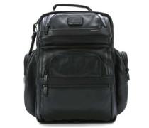 Alpha Business Leather 15'' Laptop-Rucksack