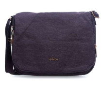 Basic Plus LM Earthbeat M Umhängetasche aubergine