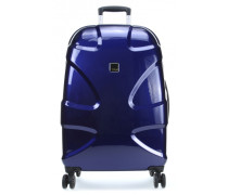X2 Flash L Spinner-Trolley dunkelblau