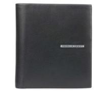 CI2 3.0 RFID Geldbörse schwarz
