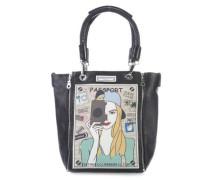 Sienna Travelling Far Handtasche schwarz