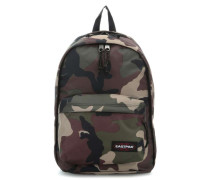 Back To Work Rucksack 14″ camouflage