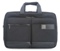 Power Pack 17'' Aktentasche mit Laptopfach schwarz