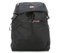 X-Bag X-Travel Rucksack noir