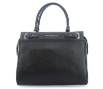 Vail Ecoleather Saffiano Handtasche schwarz