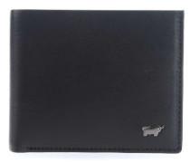 Livorno RFID Geldbörse schwarz