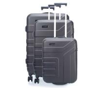 Vector 4-Rollen Trolley Set