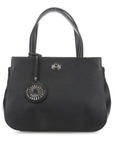 Grecia Handtasche schwarz