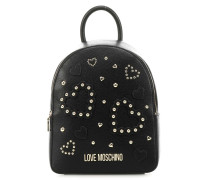 Hearts Of Studs Rucksack
