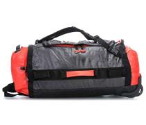 Cargo Hauler XL Rollenreisetasche rot/grau
