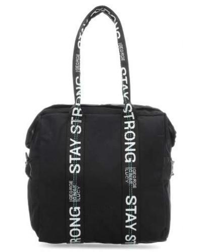 Devils Daughter Handtasche schwarz