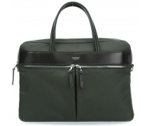 Mayfair Hanover 14'' Laptoptasche dunkelgrün
