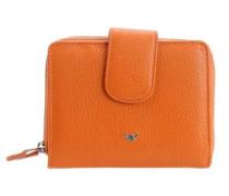Pisa Geldbörse Damen orange