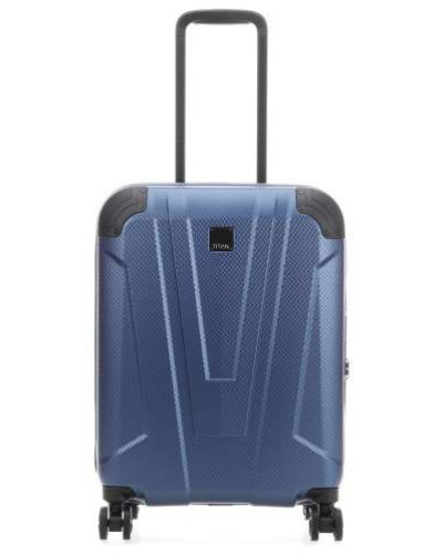 Protect 4-Rollen Trolley navy