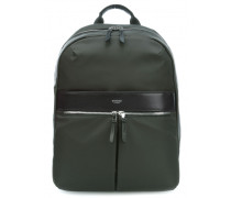 Mayfair Beauchamp 14'' Laptop-Rucksack dunkelgrün