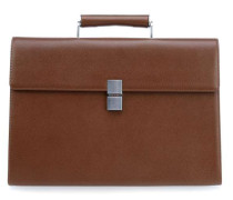 French Classic 3.0 Aktentasche braun